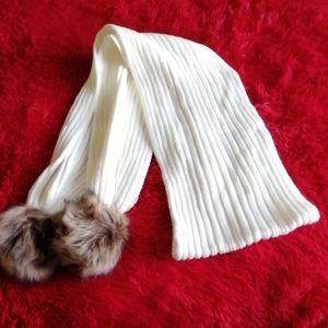 Calvin Klein winter scarf